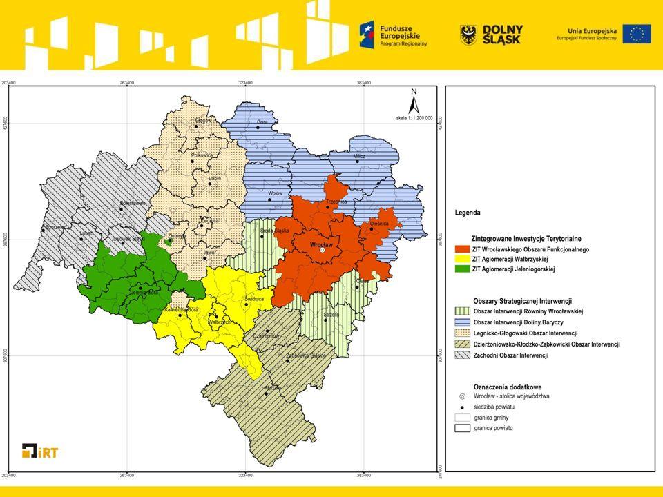 ZIT – Zintegrowane Inwestycje Terytorialne, tj.