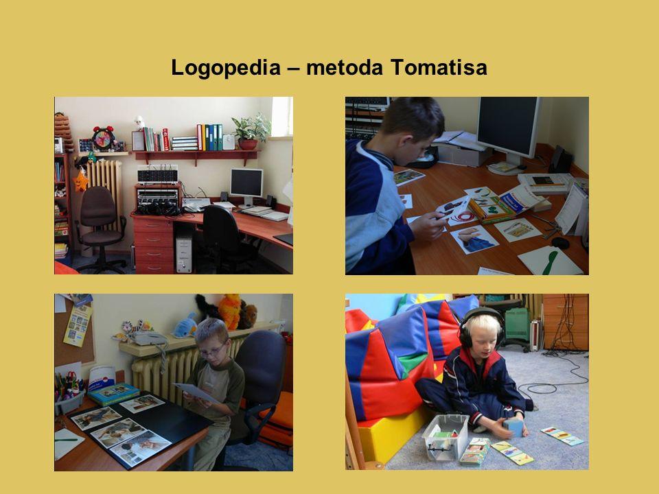 Logopedia – metoda Tomatisa