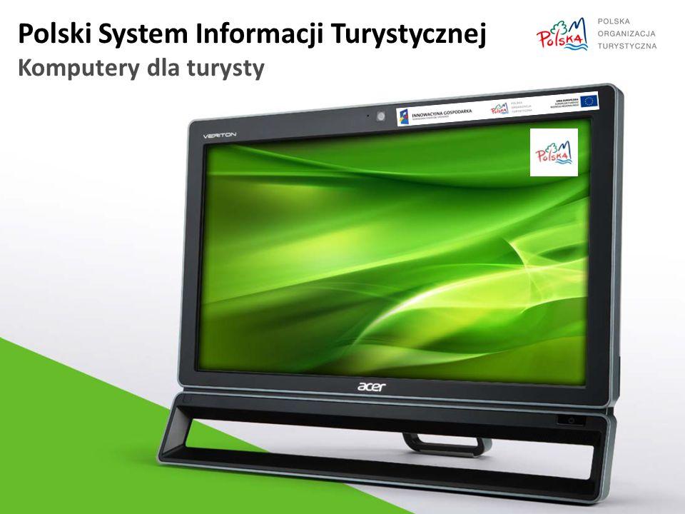 Polski System Informacji Turystycznej Komputery dla turysty
