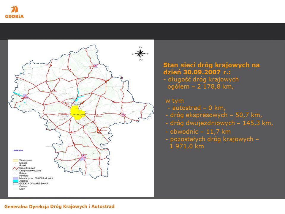 Budowa chodników - DK 63 gm.Wiśniew m.