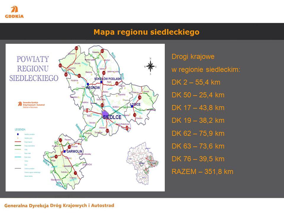 Budowa autostrady A-2 węzeł Lubelska – Siedlce – granica państwa (z wyłączeniem obwodnicy Mińska Mazowieckiego)
