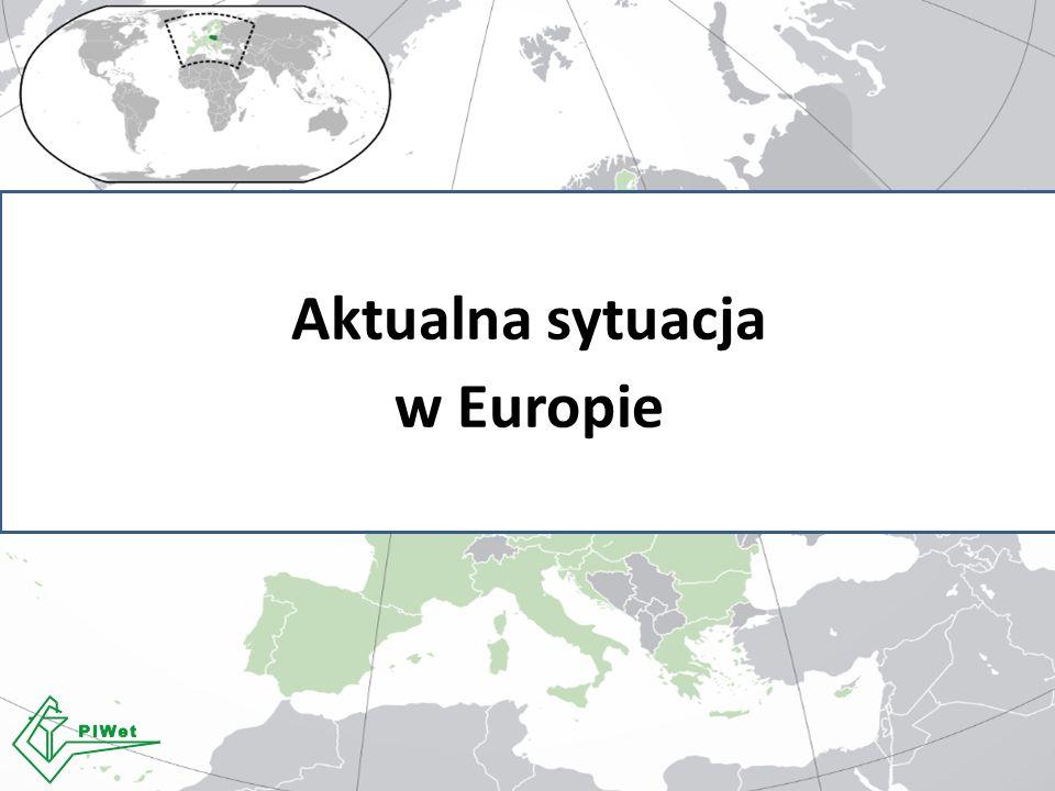 Aktualna sytuacja w Europie