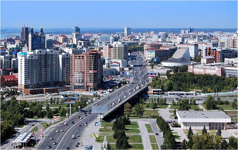 Km 3335Km 3335 Nowosibirsk – trzecie co do wielkości miasto w Rosji Nowosibirsk – trzecie co do wielkości miasto w Rosji Km 3335Km 3335 Nowosibirsk –