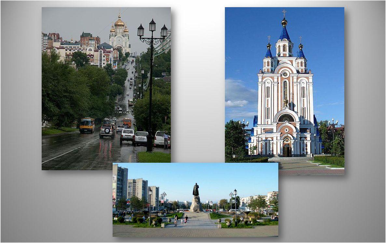 Km 8515Km 8515 Trans-Siberian przekraczania rzekę Amur w pobliżu miasta Kabarowsk Km 8515Km 8515 Trans-Siberian przekraczania rzekę Amur w pobliżu miasta Kabarowsk