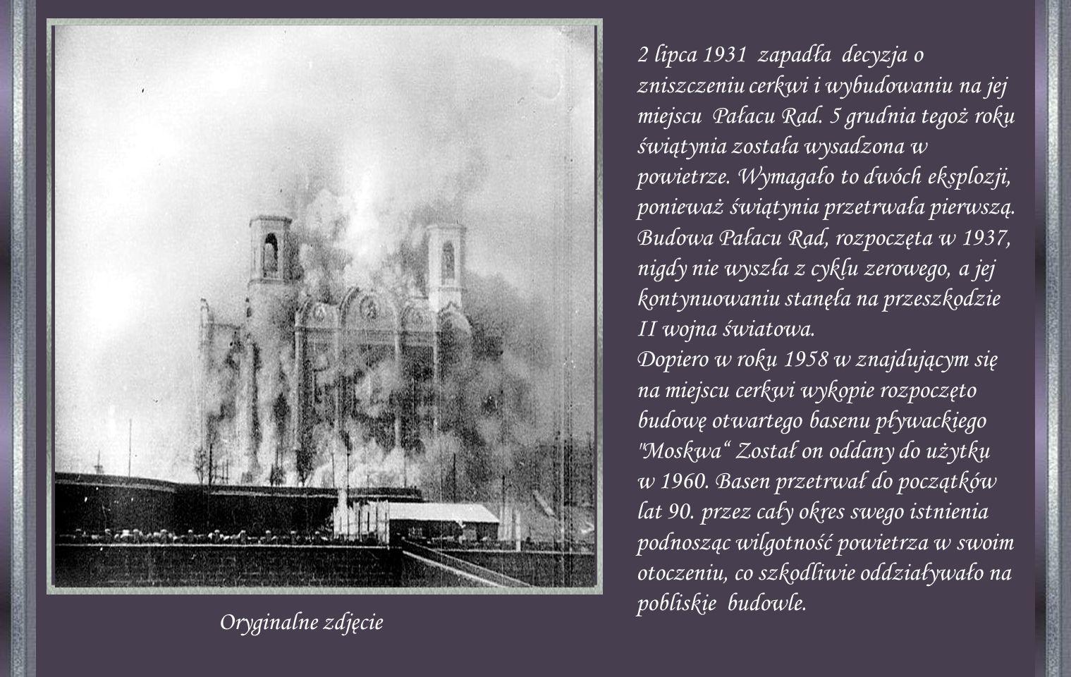 Prace budowlane rozpoczęte 10 września 1839 trwały 44 lata, a ich koszty osiągnęły poziom 15 milionów rubli, przy czym były to właściwie wyłącznie środki państwowe.