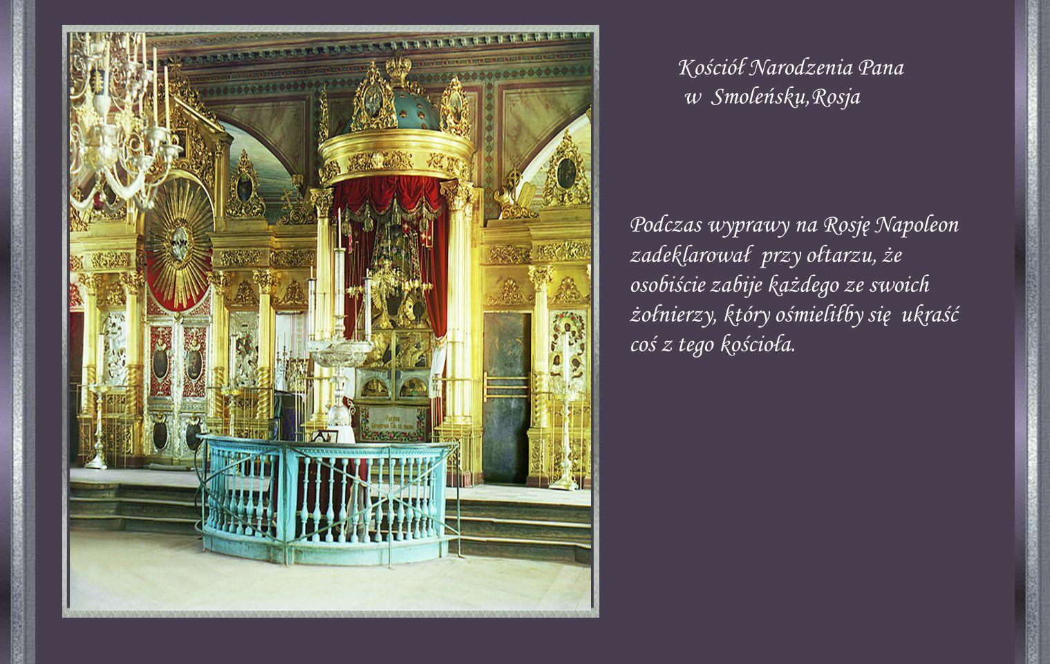 Wiele świątyń zachowało się także na obszarach, które były okupowane lub na których toczyła się II wojna światowa.