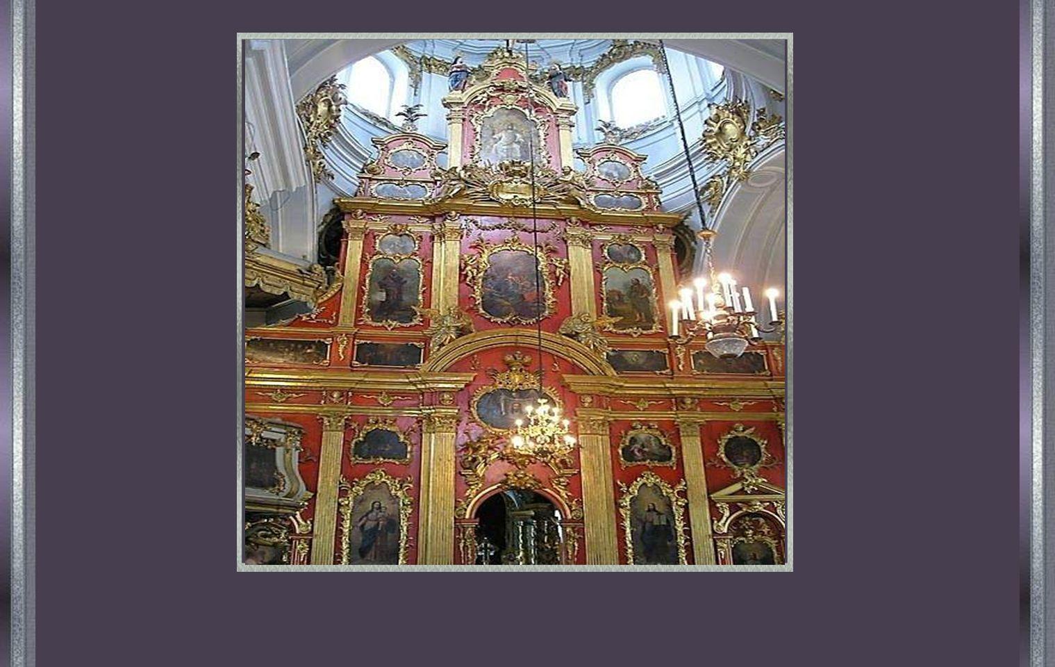 Kijów-Ukraina Cerkiew św. Andrzeja