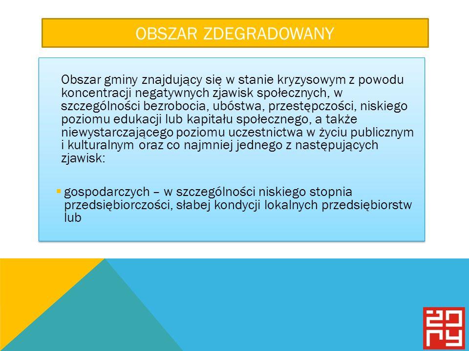 WIZJA - ASPEKT GOSPODARCZY Wzrost kompetencji mieszkańców w zakresie funkcjonowania na rynku pracy Wzrastająca mobilność zawodowa Ożywienie lokalnej przedsiębiorczości, powstawanie nowych miejsc pracy, urozmaicających lokalną strukturę gospodarczą Wzrost kompetencji mieszkańców w zakresie funkcjonowania na rynku pracy Wzrastająca mobilność zawodowa Ożywienie lokalnej przedsiębiorczości, powstawanie nowych miejsc pracy, urozmaicających lokalną strukturę gospodarczą