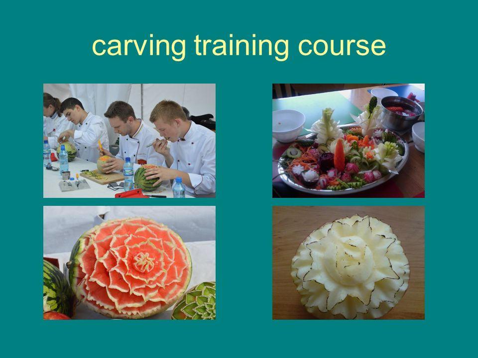 carving training course