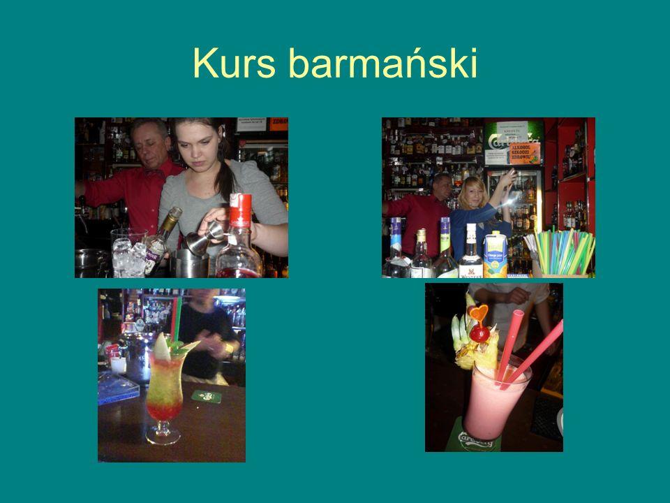 Kurs barmański