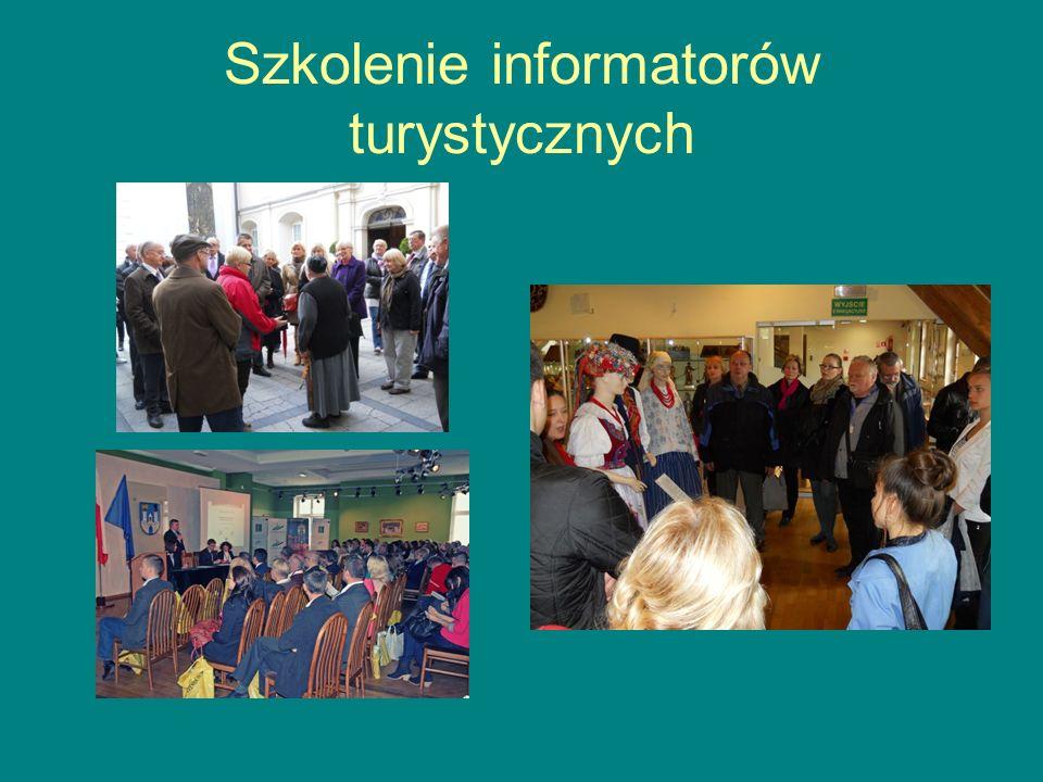 Szkolenie informatorów turystycznych
