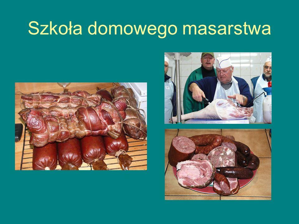 Szkoła domowego masarstwa
