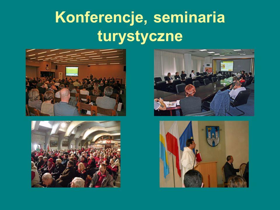 Konferencje, seminaria turystyczne