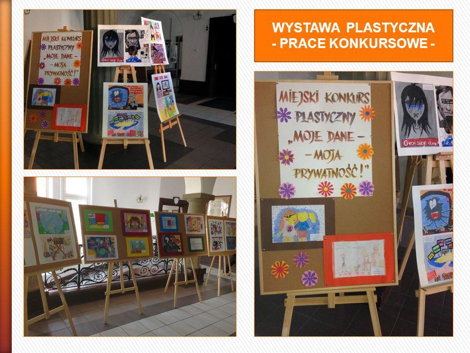 WYSTAWA PLASTYCZNA - PRACE KONKURSOWE -