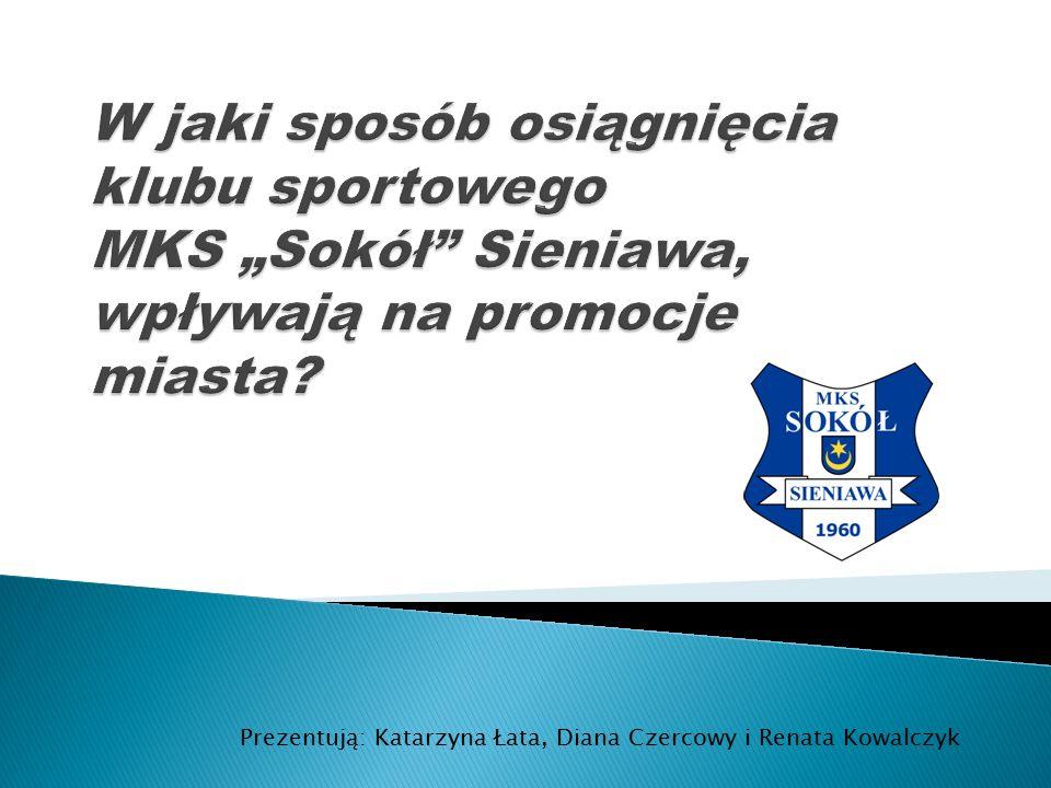Prezentują: Katarzyna Łata, Diana Czercowy i Renata Kowalczyk