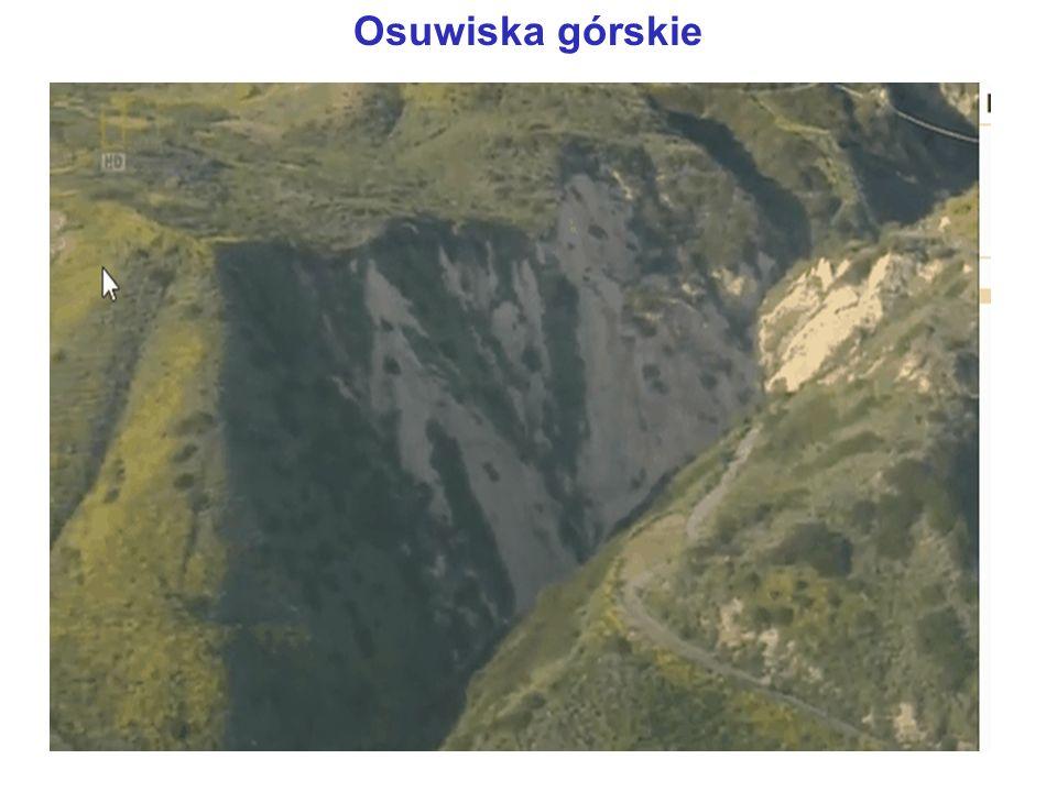 Osuwiska górskie