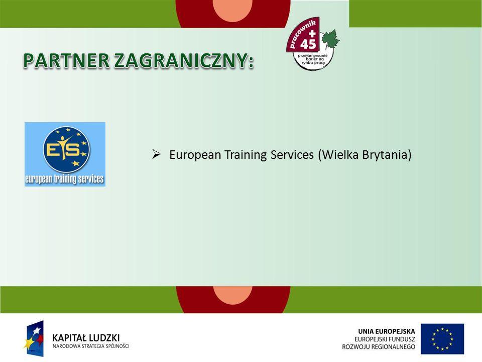  European Training Services (Wielka Brytania)