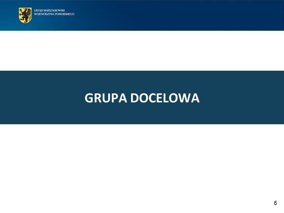 6 GRUPA DOCELOWA
