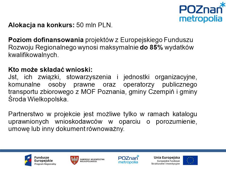 Pkt 3.6.Szczegółowe dane dotyczące projektu 3.6.1 Zgodność projektu ze Strategią ZIT.