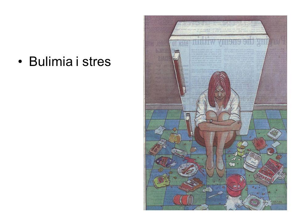 Bulimia i stres