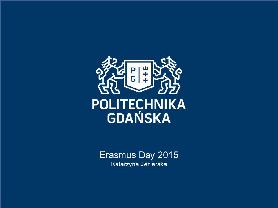 Erasmus Day 2015 Katarzyna Jezierska