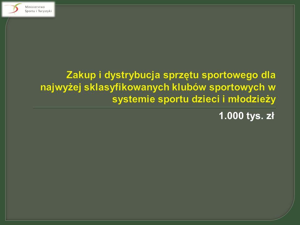 1.000 tys. zł