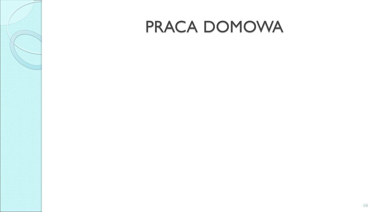 PRACA DOMOWA 68