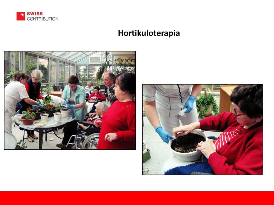 Hortikuloterapia