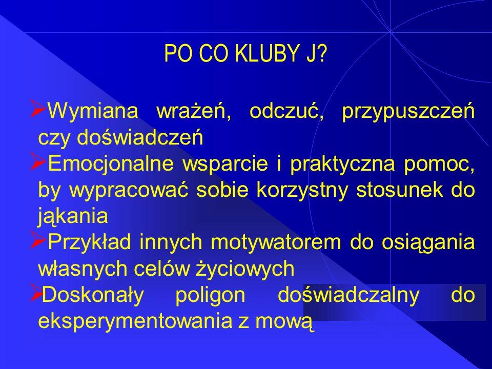 PO CO KLUBY J.