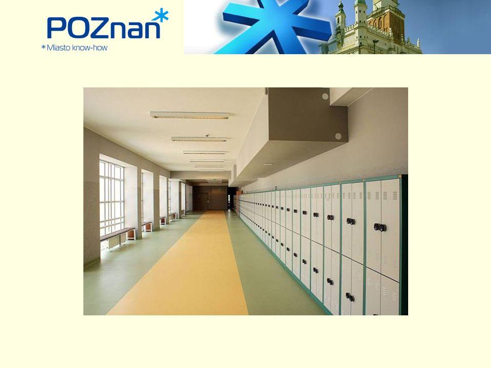 Aula Multimedialna powierzchnia 250 m 2 miejsc siedzących 300