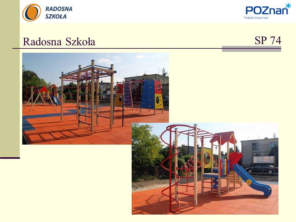 SP 74 Radosna Szkoła