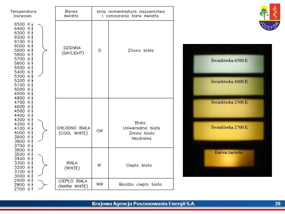 Krajowa Agencja Poszanowania Energii S.A. 29