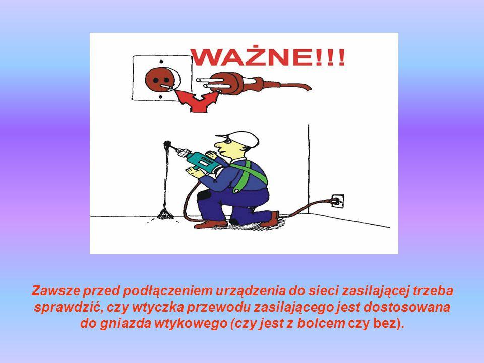  Bezpieczniej z prądem www.mojaenergia.pl  BHP info www.ciop.pl  Zagrożenia spowodowane prądem elektrycznym www.eszkola.pl  Porażenia prądem – pierwsza pomoc www.pierwszapomoc.net.pl  Porażenie prądem www.112.pl  Postępowanie w sytuacjach zagrożenia www.czk.pl  BHP dla małych i średnich przedsiębiorstw www.ochronapracy.pl Rafał Mamak IIc