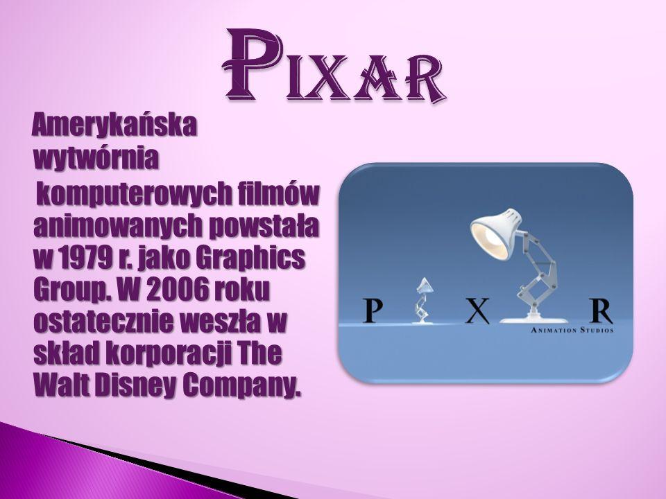 Amerykańska wytwórnia filmowa, która zajmuje się produkcją i dystrybucją filmów i programów telewizyjnych.