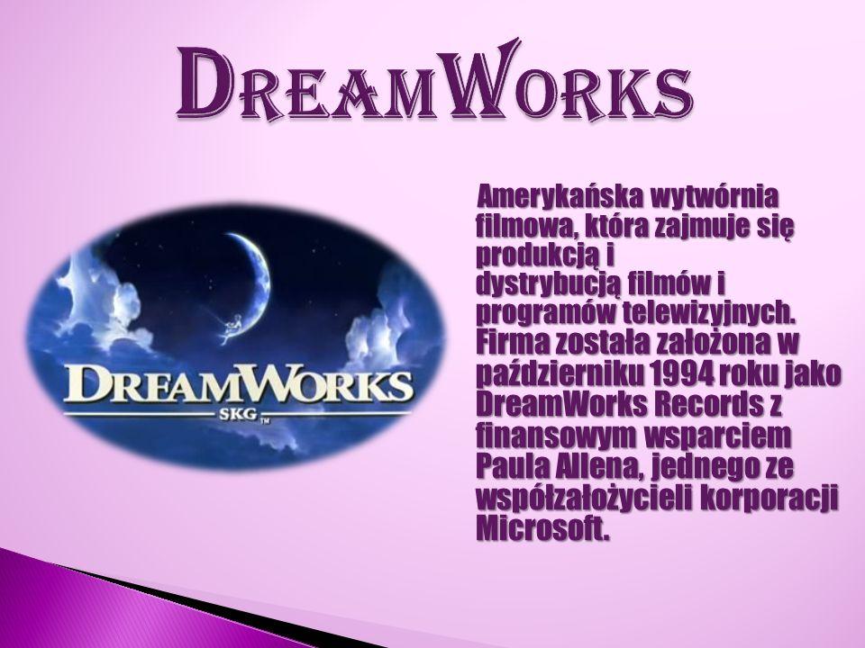 Amerykańska wytwórnia filmowa, która zajmuje się produkcją i dystrybucją filmów i programów telewizyjnych. Firma została założona w październiku 1994