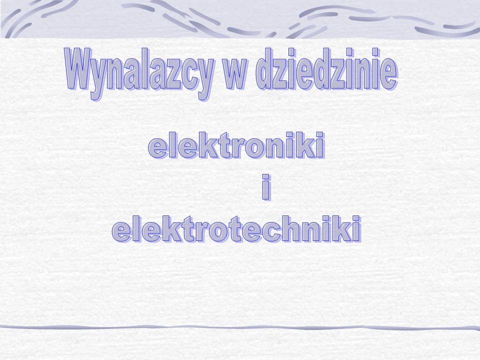 Elektronika: Dziedzina nauki i techniki, stanowiąca wyodrębniony dział elektrotechniki, zajmująca się wykorzystaniem zjawisk związanych ze sterowanym ruchem elektronów w próżni, gazach i ciałach stałych (zwł.