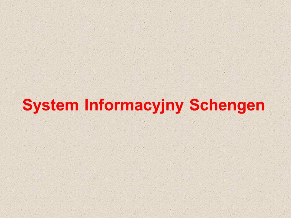 System Informacyjny Schengen