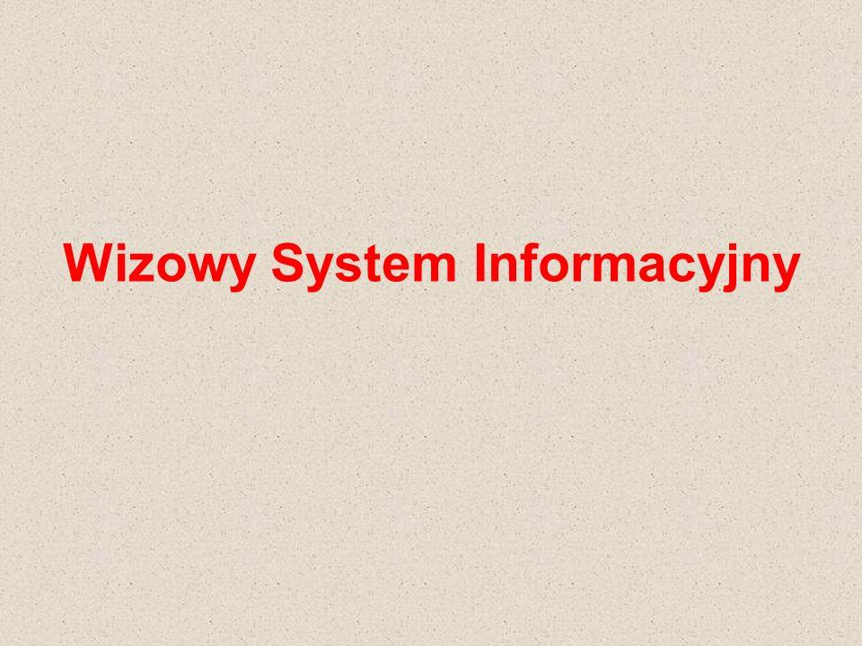 Wizowy System Informacyjny