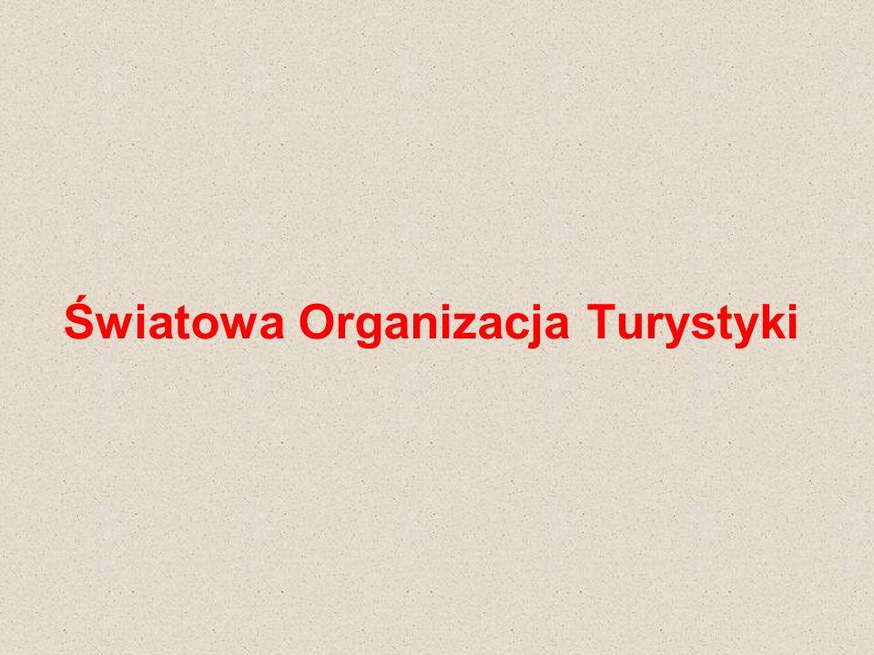 Światowa Organizacja Turystyki