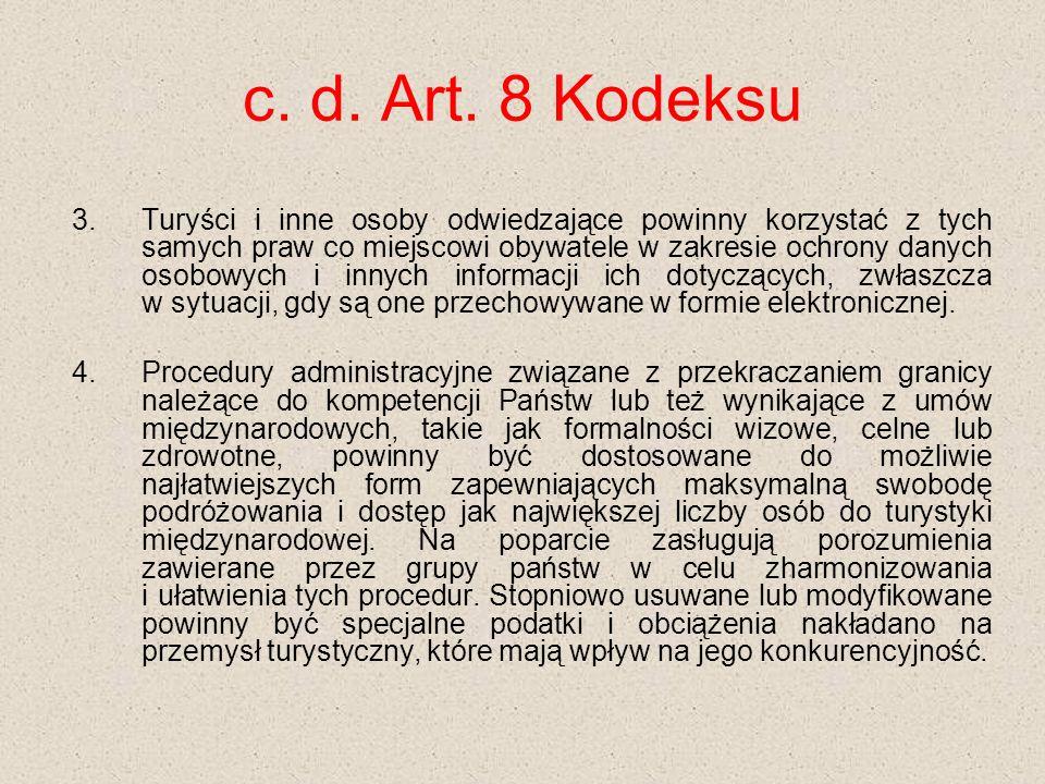 c. d. Art.