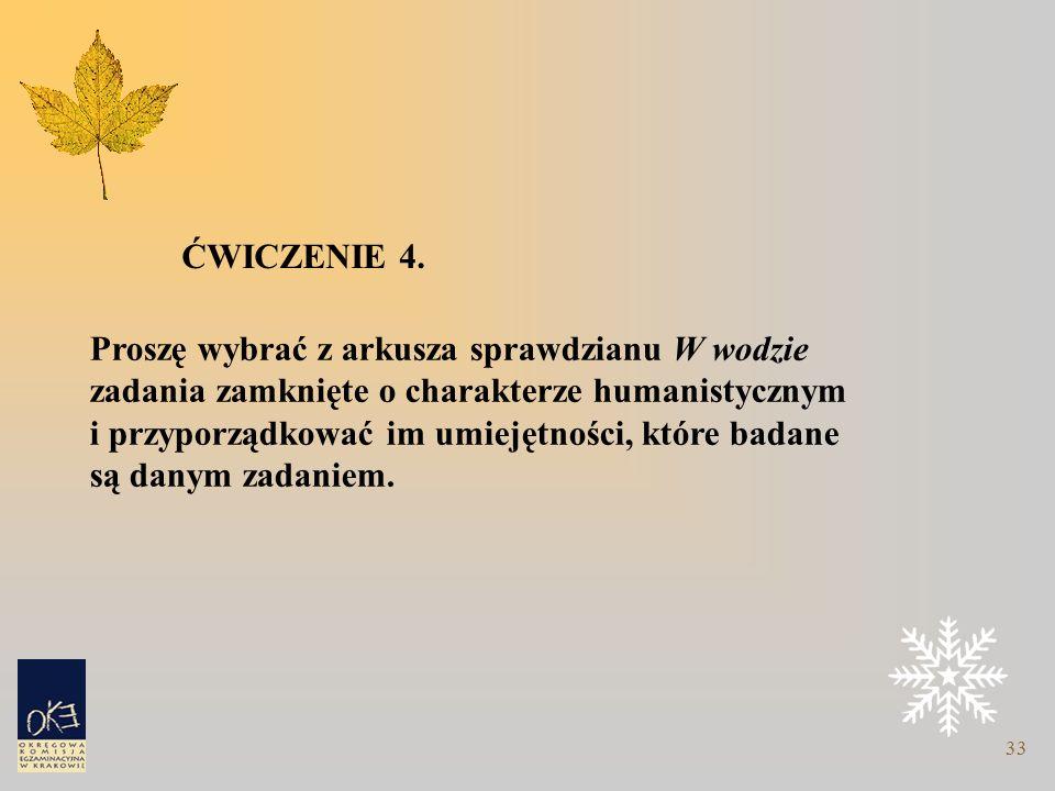 33 ĆWICZENIE 4.