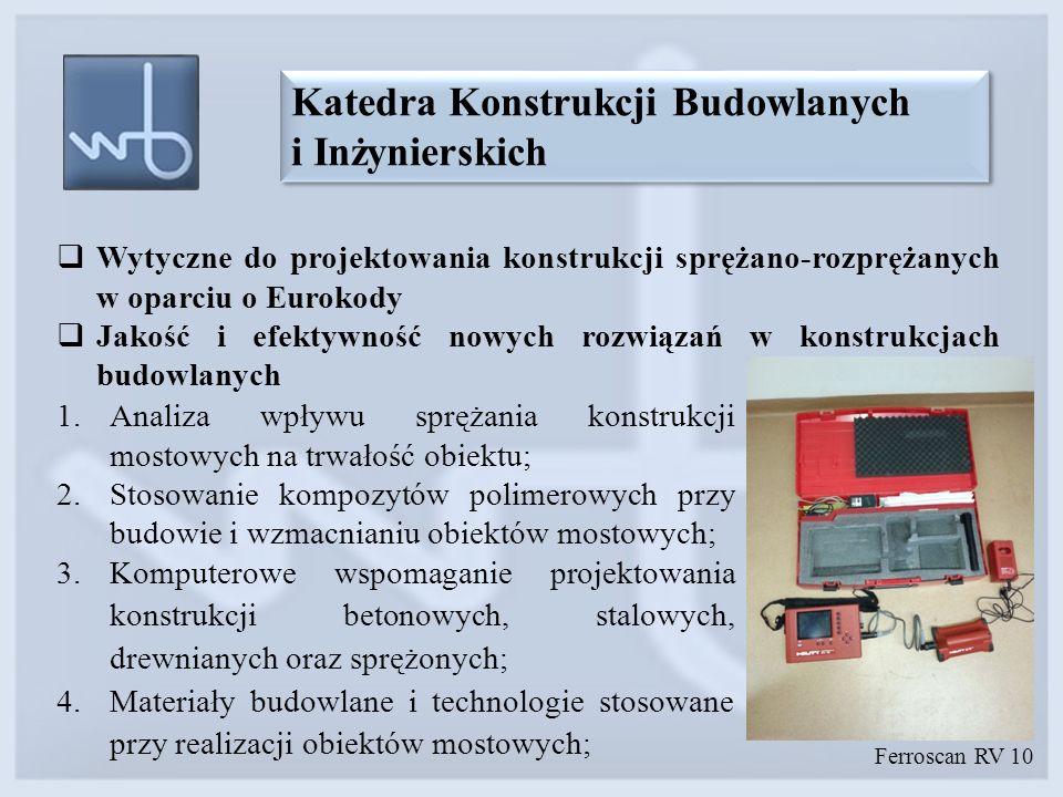  Wytyczne do projektowania konstrukcji sprężano-rozprężanych w oparciu o Eurokody  Jakość i efektywność nowych rozwiązań w konstrukcjach budowlanych