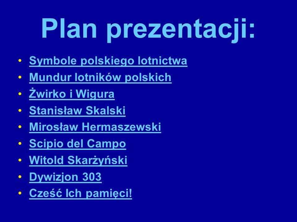 Poznajemy sławnych lotników polskich patronów naszej szkoły