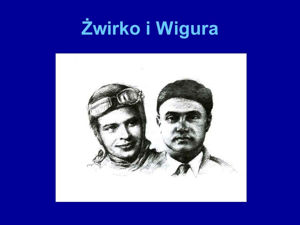 Franciszek Żwirko był pilotem.