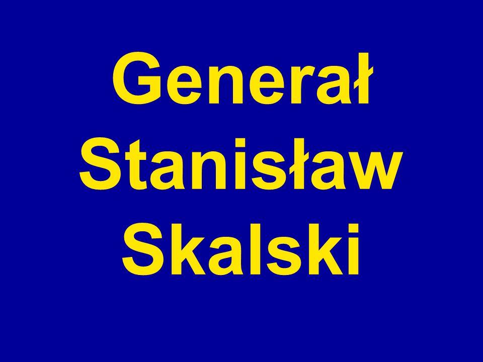Stanisław Skalski był asem polskiego lotnictwa.