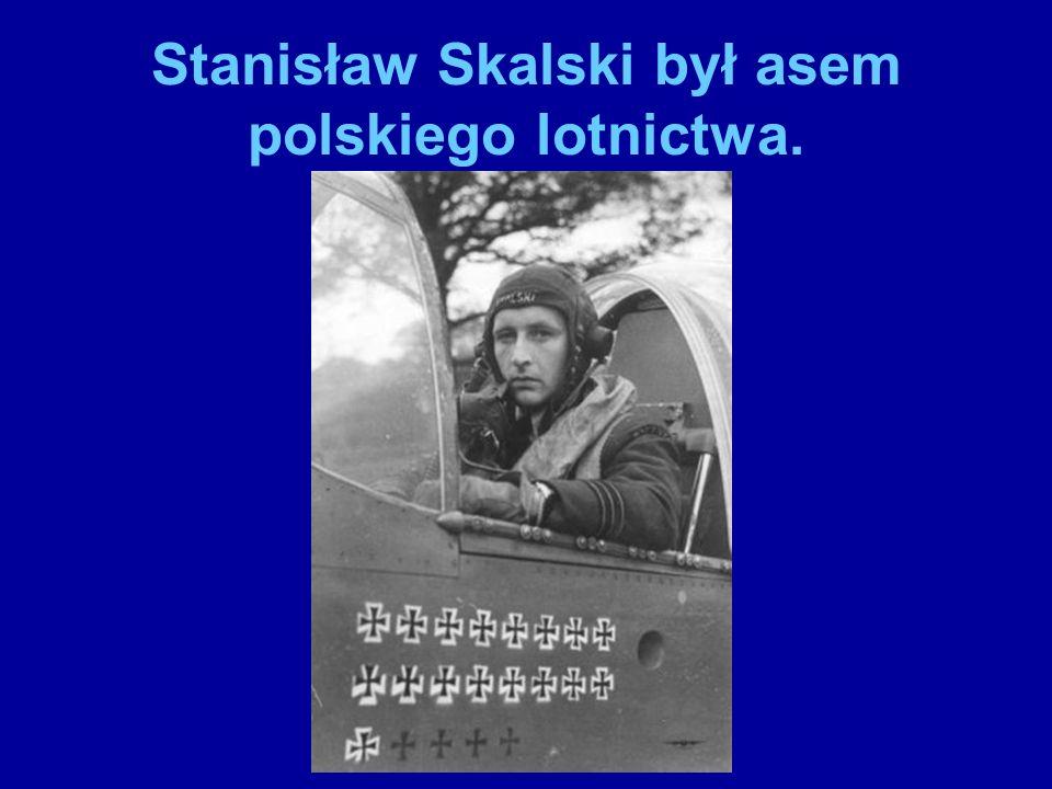Dzielnie walczył w powietrzu podczas II wojny światowej – był najlepszym pilotem myśliwców.
