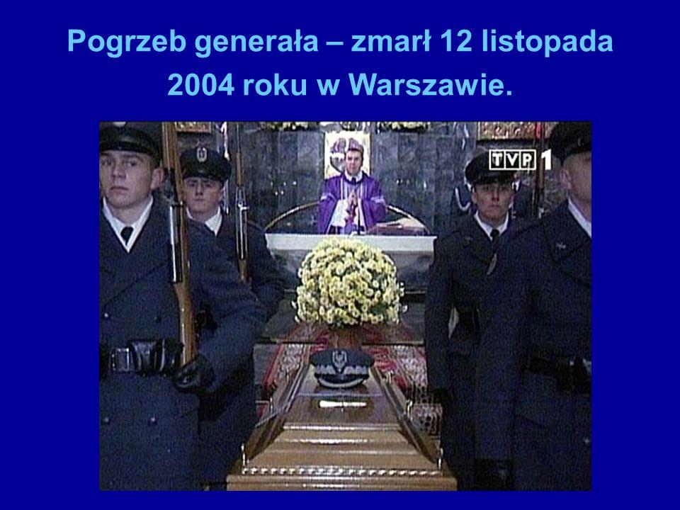 Ku jego pamięci Polacy postawili mu pomnik.