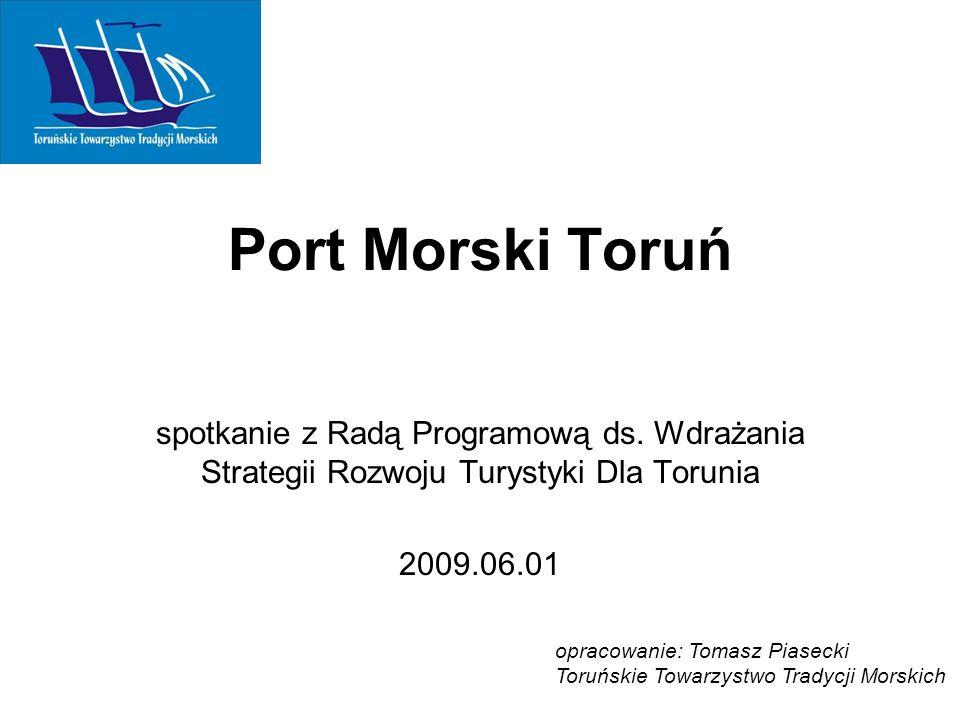 Port Morski Toruń spotkanie z Radą Programową ds.