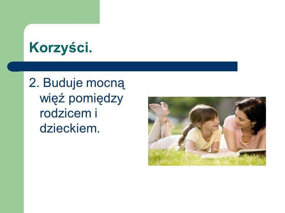 Gdzie szukać.w książkach dla rodziców, np. - I. Koźmińska, E.