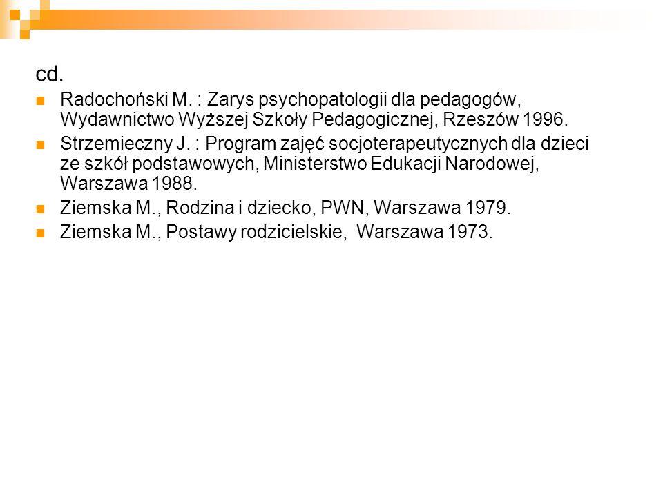 cd. Radochoński M.